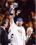 Ben Roethlisberger Super Bowl 43 Pittsburgh Steelers 8x10 Photo