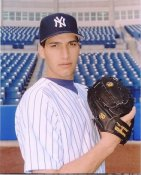 Andy Pettitte Close Up New York Yankees 8X10 Photo