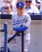 Tommy LaSorda Los Angeles Dodgers 8X10 Photo