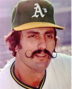 Rollie Fingers Oakland Athletics 8X10