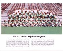 Philadelphia 1977 Eagles Team 8x10 Photo  LIMITED STOCK -