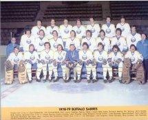 Buffalo 1978-79 Sabres 8x10 Photo