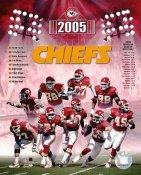 Chiefs 2005 Kansas City 8X10 Photo