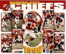 Chiefs 1996 Kansas City Team 8X10 Photo