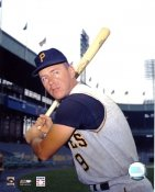 Bill Mazeroski Pittsburgh Pirates w/ Hologram LIMITED STOCK 8X10 Photo