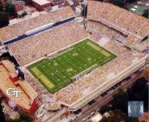 N2 Bobby Dodd Stadium Georgia Tech 8X10 Photo