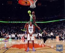 Nate Robinson 2008-2009 Slam Dunk Champ All Star Game New York Knicks 8x10 Photo LIMITED STOCK