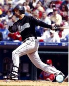 Mike Lowell G1 Limited Stock Rare Marlins 8X10 Photo