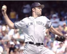 Mike Mussina New York Yankees 8X10 Photo