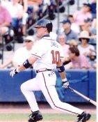 Chipper Jones Atlanta Braves 8X10 Photo