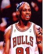 Dennis Rodman Chicago Bulls 8X10 Photo LIMITED STOCK
