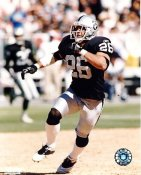 Rod Woodson G1 Limited Stock Rare Raiders 8X10 Photo