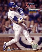 Sammy Sosa 495 Foot Home Run LIMITED STOCK Cubs 8X10 Photo