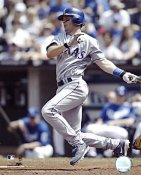 Michael Young G1 Limited Stock Rare Rangers 8X10 Photo