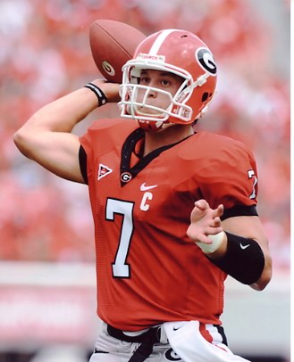 Matt Stafford Georgia Bulldogs 8X10 Photo