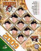 Pirates 2009 Composite Pittsburgh Pirates 8X10 Photo
