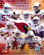 Arizona 2003 Cardinals Team Composite 8x10 Photo
