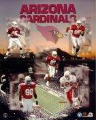 Arizona Cardinals Team Composite 8x10 Photo
