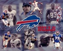 Buffalo 1999 Bills Team Composite 8X10 Photo