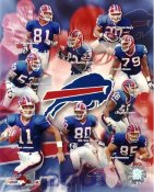 Bills 2001 Buffalo Team 8x10 Photo