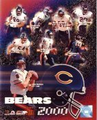 Bears 2000 Chicago Team 8X10 Photo