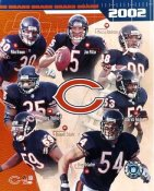 Bears 2002 Chicago Team 8X10 Photo