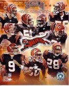 Bengals 2003 Cincinnati Team 8x10 Photo
