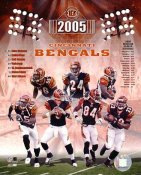 Bengals 2005 Cincinnati Team 8x10 Photo