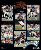 Jaguars 1999 Jacksonville Team 8x10 Photo