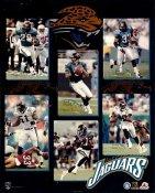 Jaguars 1999 Jacksonville Team 8x10 Photo