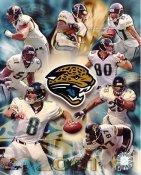 Jaguars 2001 Jacksonville Team 8x10 Photo