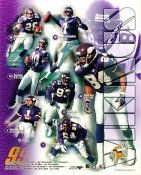 Vikings 1999 Minnesota Team 8X10 Photo