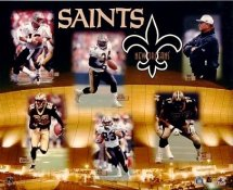 Saints 1999-2000 New Orleans 8X10 Photo