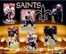 Saints 1999-2000 New Orleans 8X10 Photo