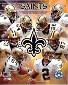 Saints 2003 New Orleans 8X10 Photo