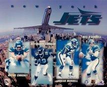 Jets 1997 New York Team 8X10 Photo