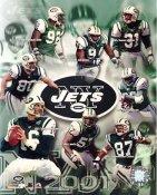 Jets 2001 New York Team 8X10 Photo