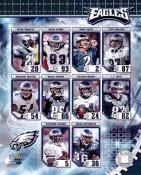 Eagles 2006 Philadelphia Team 8x10 Photo