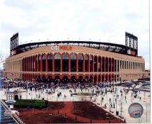 E3 Citi Field 2009 New York Mets Exterior 8X10 Photo