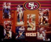 49ers 1999 San Francisco Team 8X10 Photo