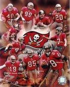 Buccaneers 2001 Tampa Bay Team 8x10 Photo