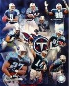 Titans 2001 Tennessee Team 8X10 Photo