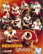 Redskins 2000 Washington Team 8X10 Photo