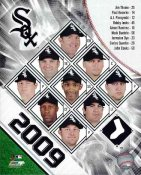 White Sox 2009 Chicago Team Composite 8x10 Photo