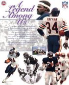 Walter Payton Legend Bears SUPER SALE 8X10 Photo