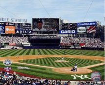 E3 Yankee Stadium 2009 Inaugural Game Field 8X10 Photo