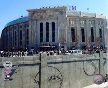 E3 Yankee Stadium 2009 Inaugural Game Exterior 8X10 Photo