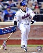 David Wright 1st Hit at Citi Field 4-13-09 LIMITED STOCK NY Mets 8X10 Photo