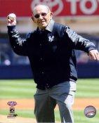 Yogi Berra 1st Pitch New Yankee Stadium 2009 8X10 Photo  LIMITED STOCK