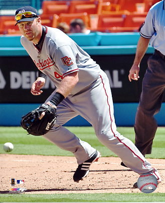 Adam Dunn Washington Nationals 8X10 Photo  LIMITED STOCK
